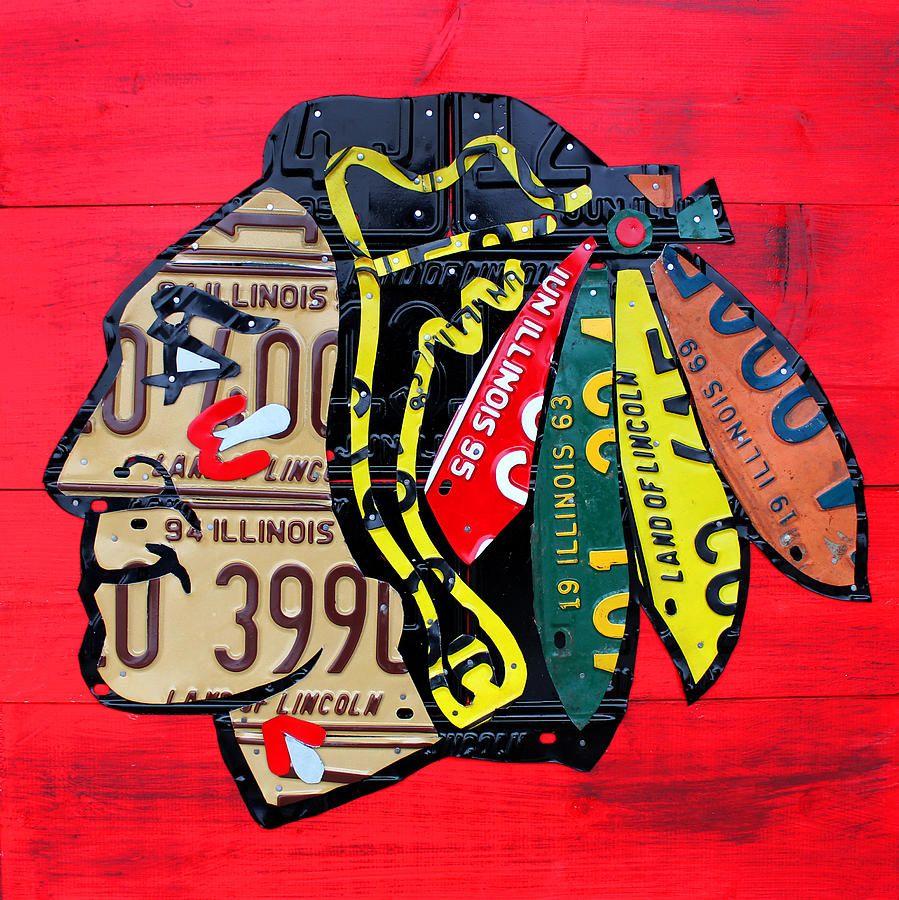 Chicago Blackhawks Hockey Team
