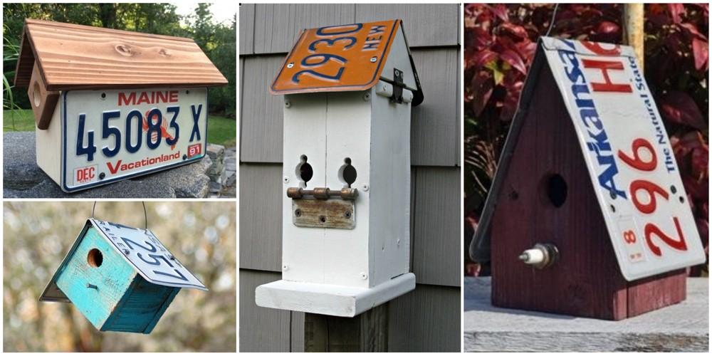 Домики для птиц эксклюзив