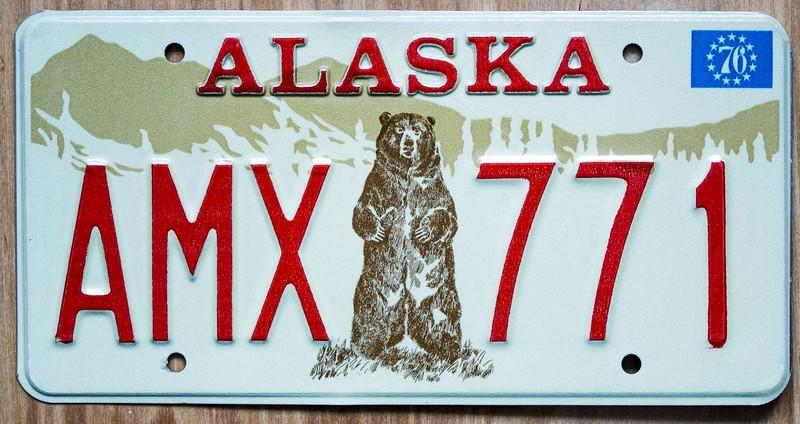 Аляскинский медведь 1976 года
