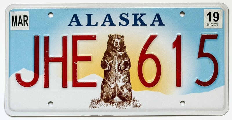Аляска - медвежий номер
