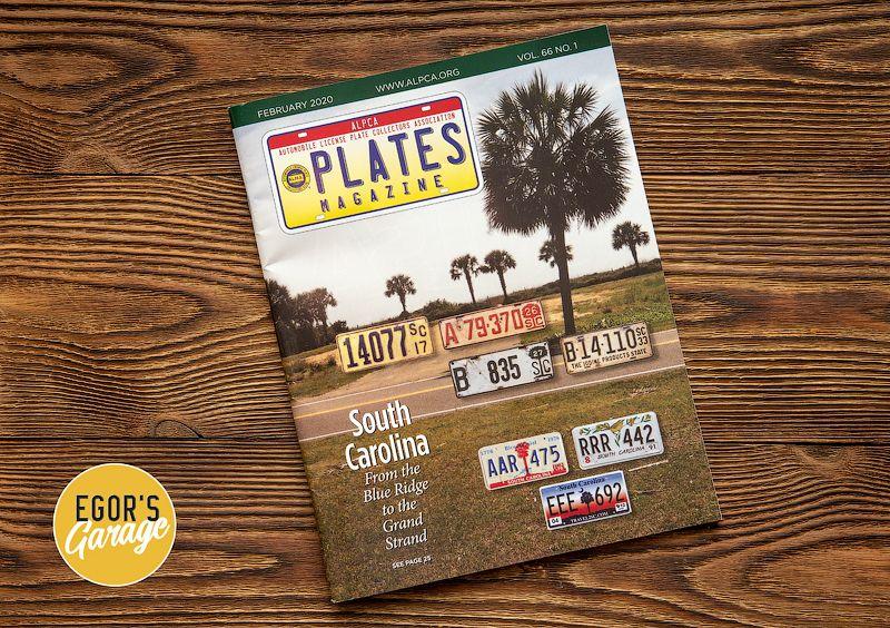 PLATES magazine