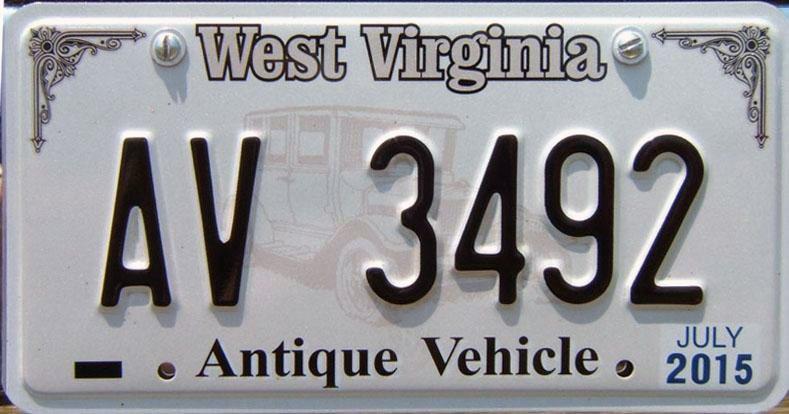 West Virginia Antique