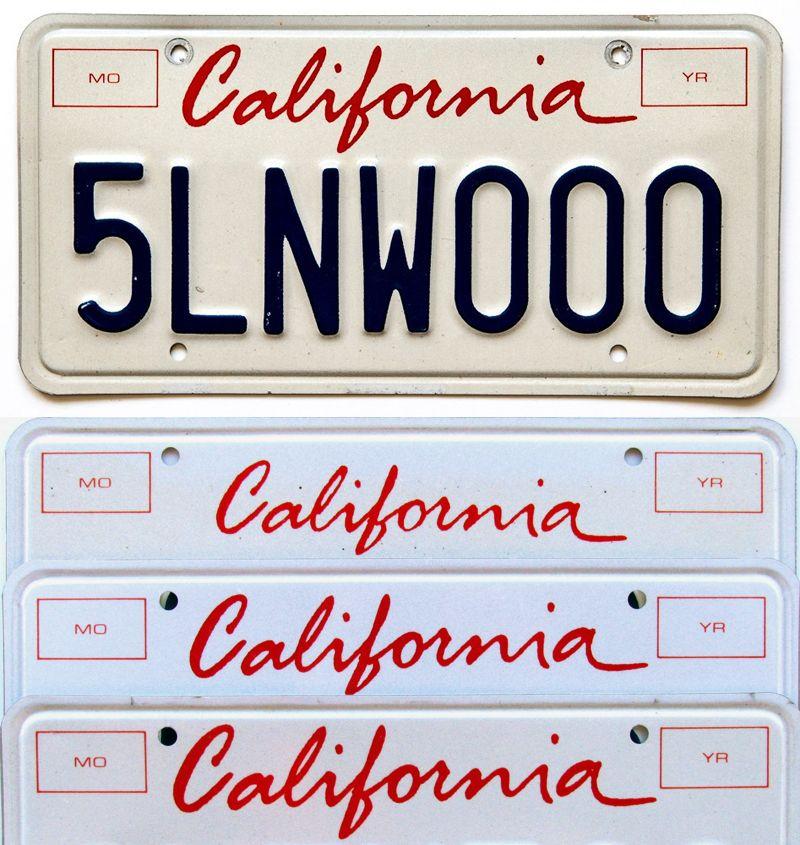 Калифорния 1993