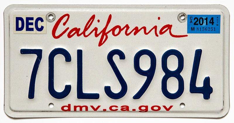 Калифорния 2014