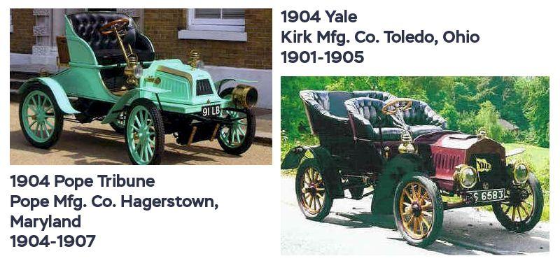 Винтажные автомобили Америки