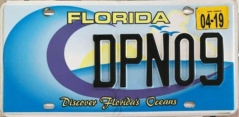 Океаны Флориды