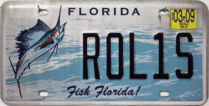Рыбы Флориды