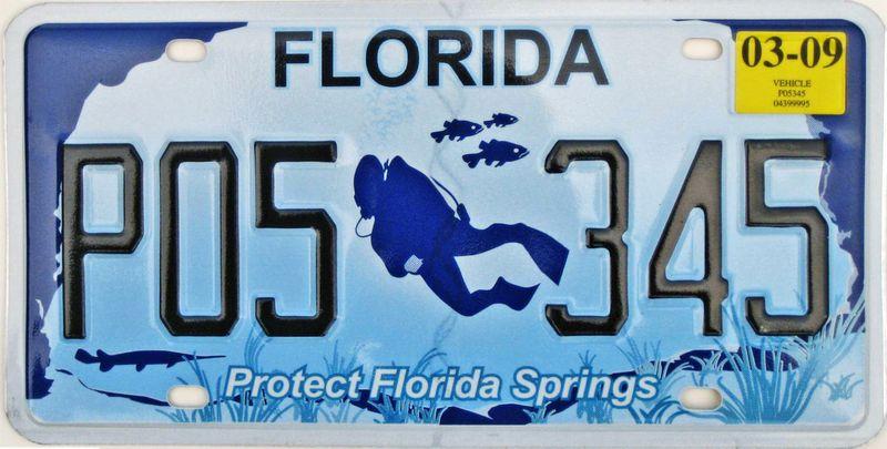 Природные источники Флориды