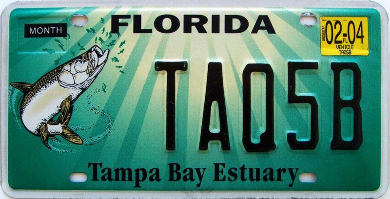 Тампа Бэй - залив во Флориде