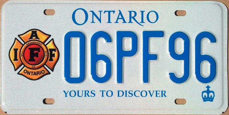 Ontario IAF