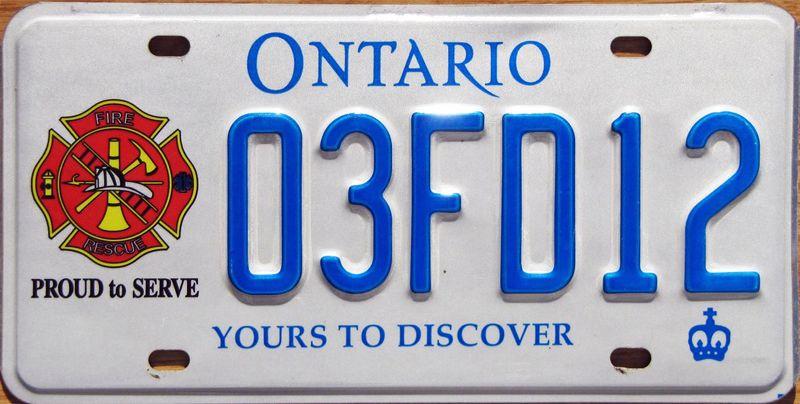 Ontario Proud to Serve
