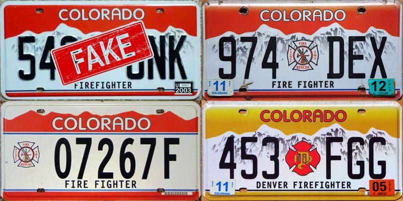 Профессиональные номера Колорадо