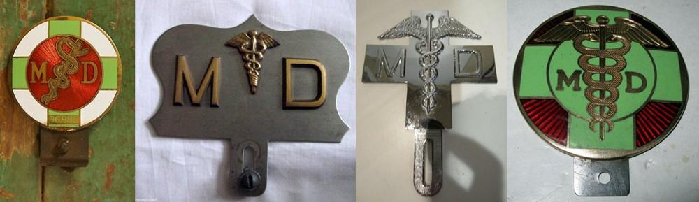 Медицинские таблички
