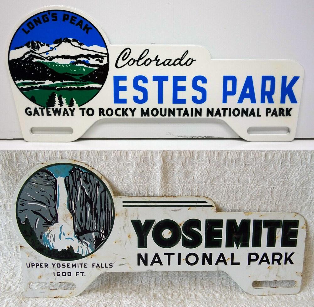 Парковые таблички