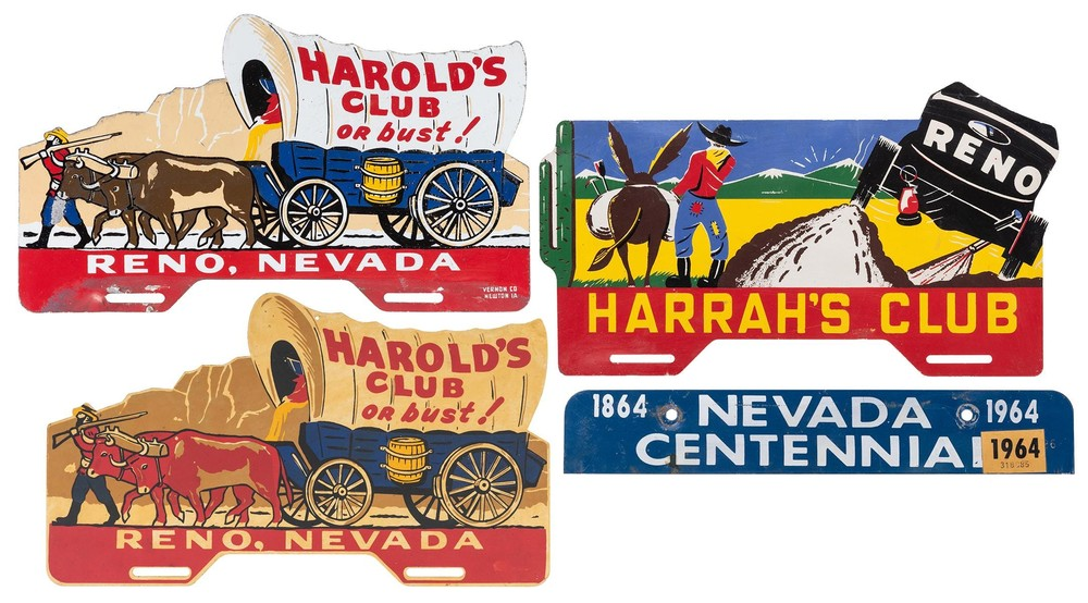 Harolds plates