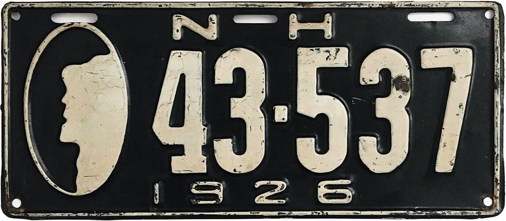 New Hampshire 1928